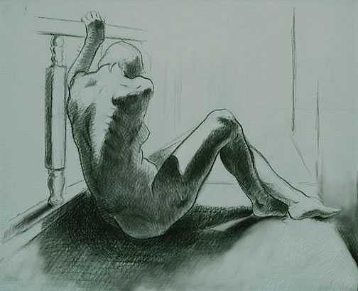 Nude Digital Art - Amanda by Tom Durham