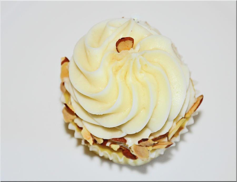 Cupcake Photograph - Amaretto Delight by Brittany Horton