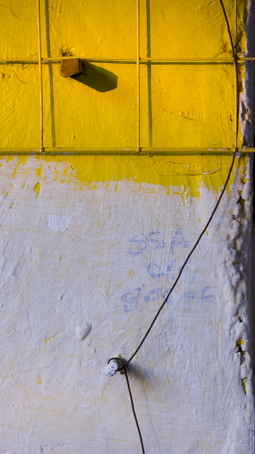 Abstract Photograph - Amarillo by Skip Hunt