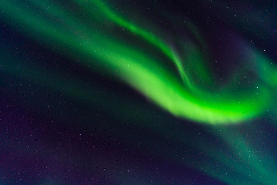 Amazing view of northern lights by Asif Islam