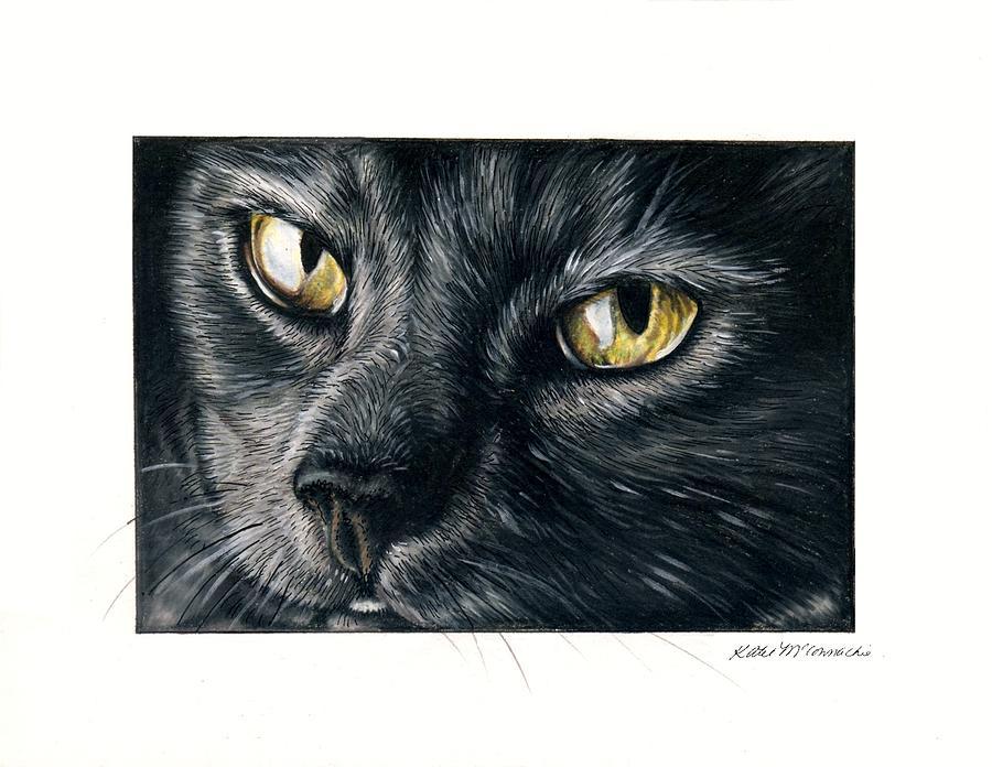 Amber Eyes by Katie McConnachie