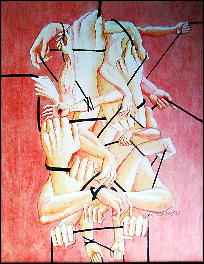 Pocket Painting - Ambition by Paulo Zerbato