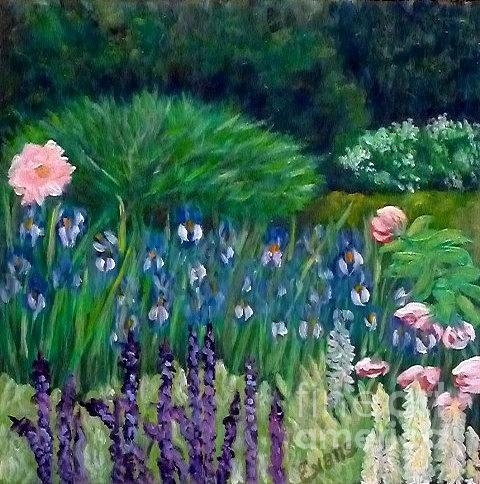 Ambler Gardens by Lynda Evans
