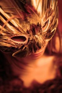 Portrait Photograph - Amelia by Jean-Francois  Dupuis