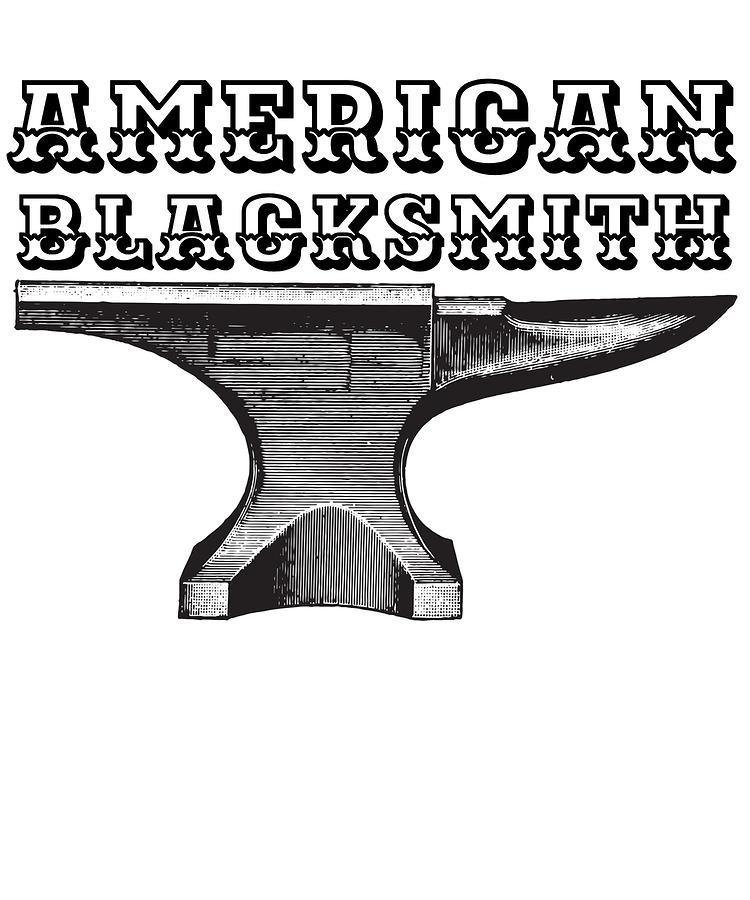 American Blacksmith Anvil Blacksmithing