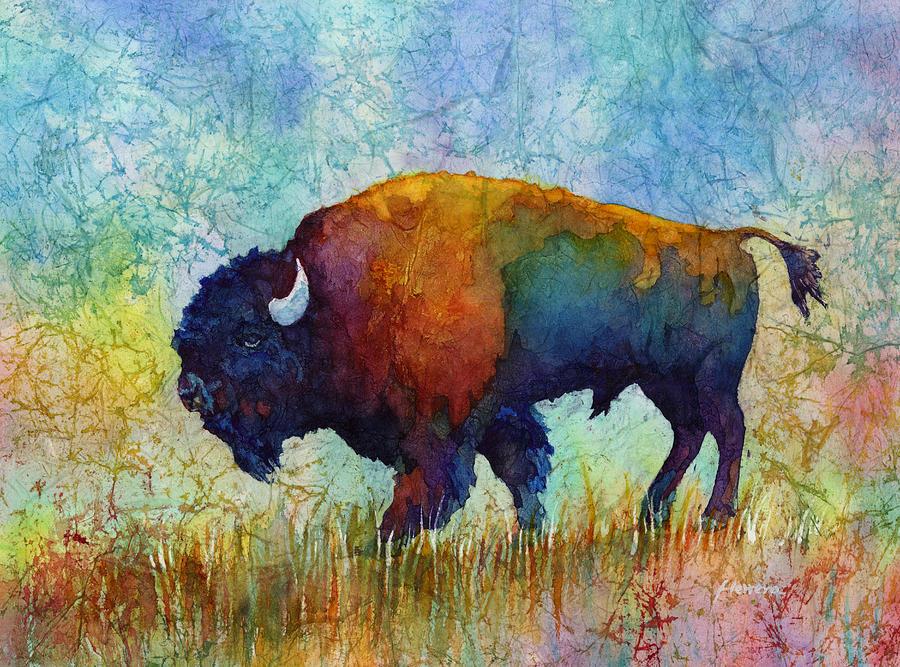 American Buffalo 5 Painting