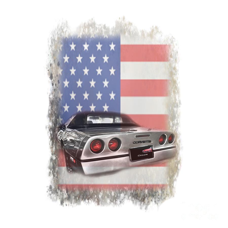 American Dream Machine Photograph by Judy Hall-Folde