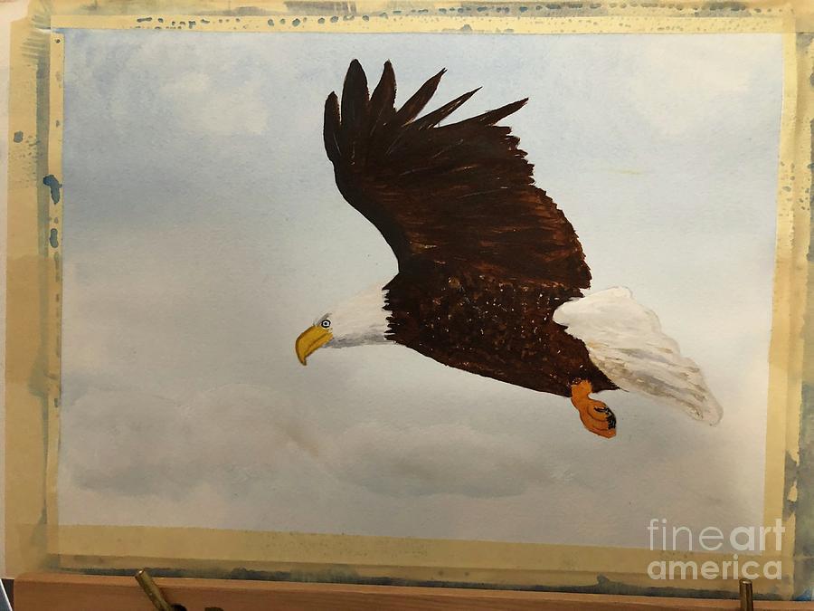 American Eagle by Donald Paczynski