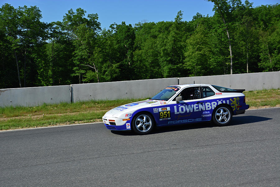 American Endurance Racing >> American Endurance Racing Lowenbrau Porsche