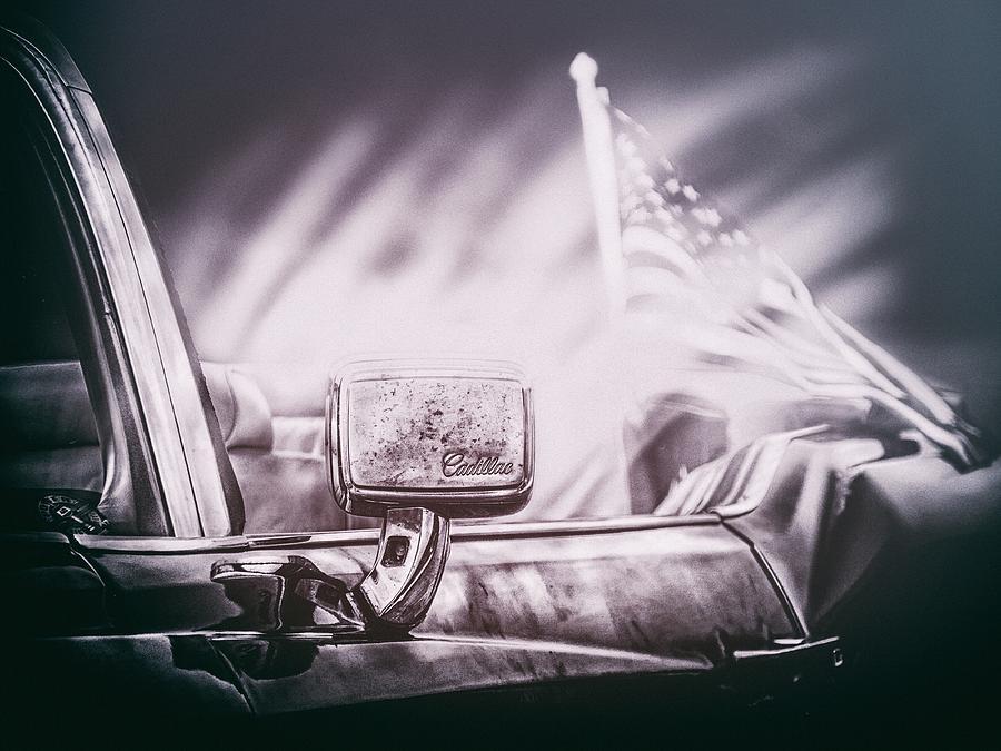 Cadillac Photograph - American Friday 2 by Jaroslav Buna