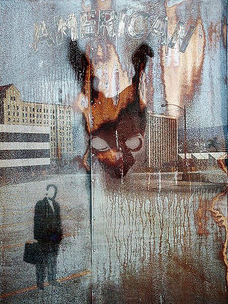 Social Photograph - American by Paul Bracey