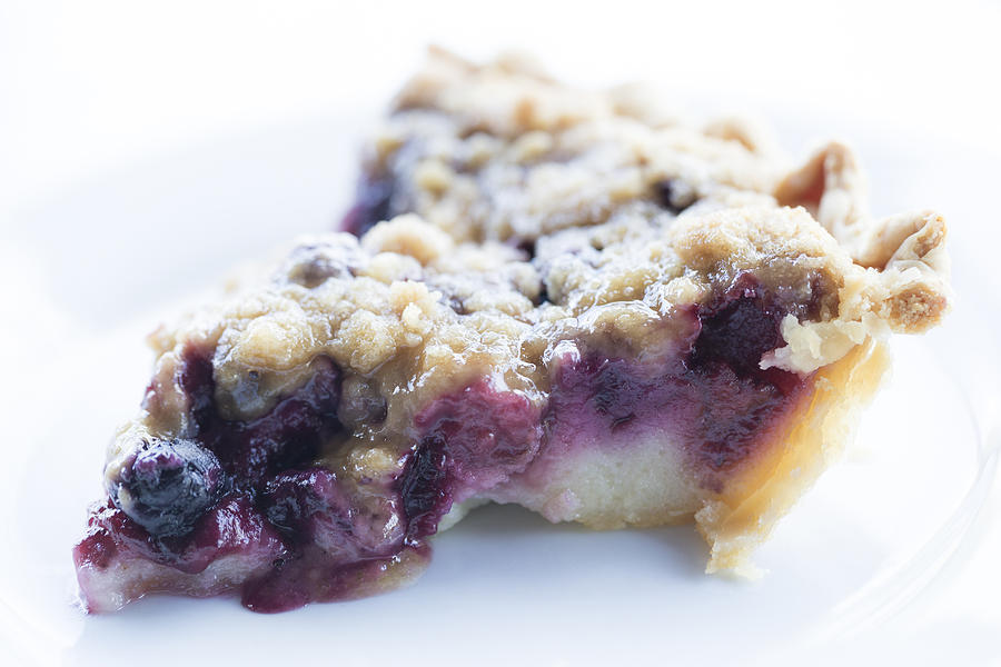 Pie Photograph - American Pie by Keith May