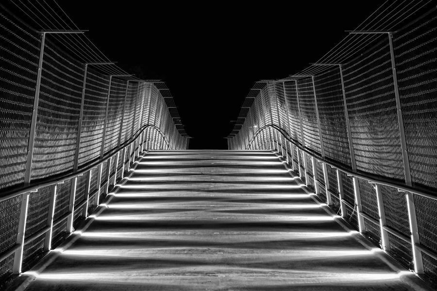 American Tobacco Trail Bridge  by Ben Shields