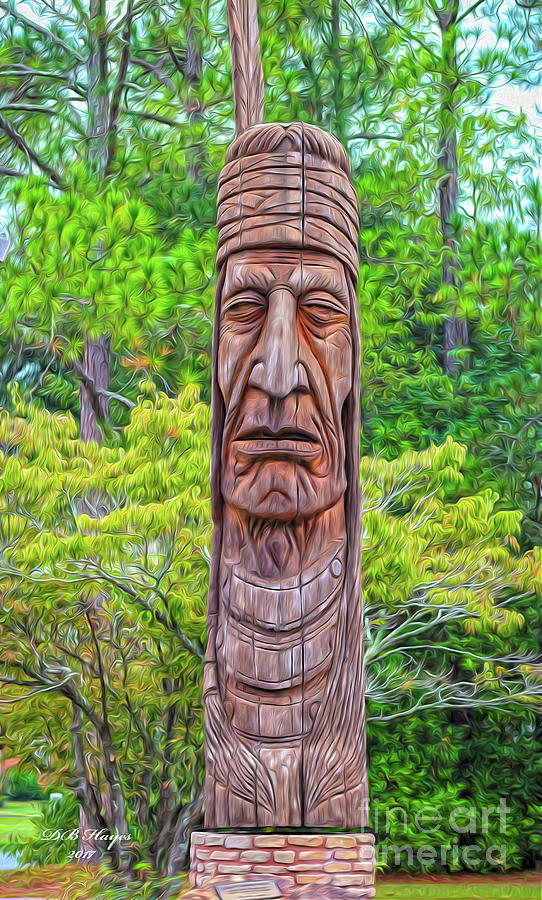 Native American Totem