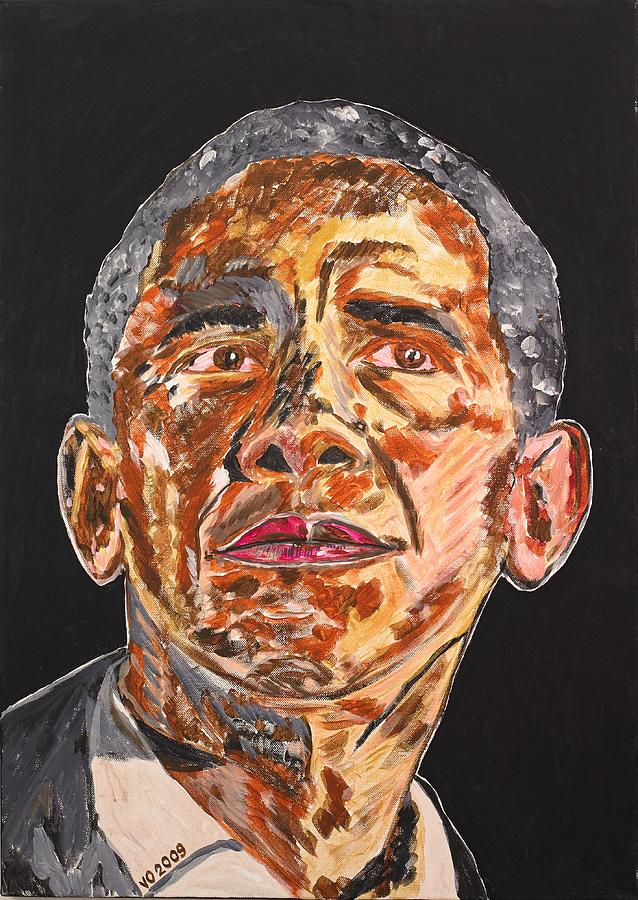 American Painting - American by Valerie Ornstein