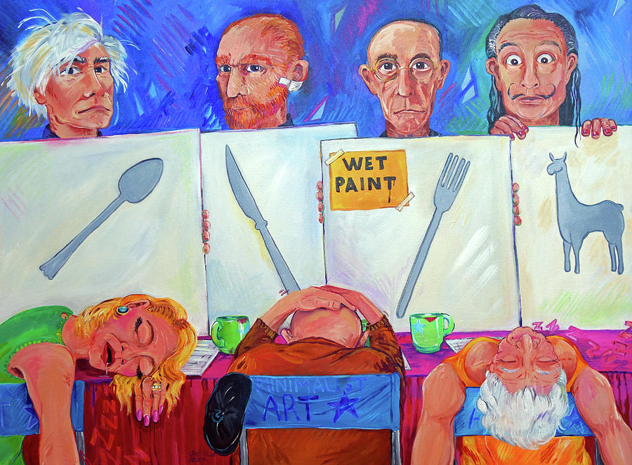 America's Next Minimalist Art Star by Judi Krew