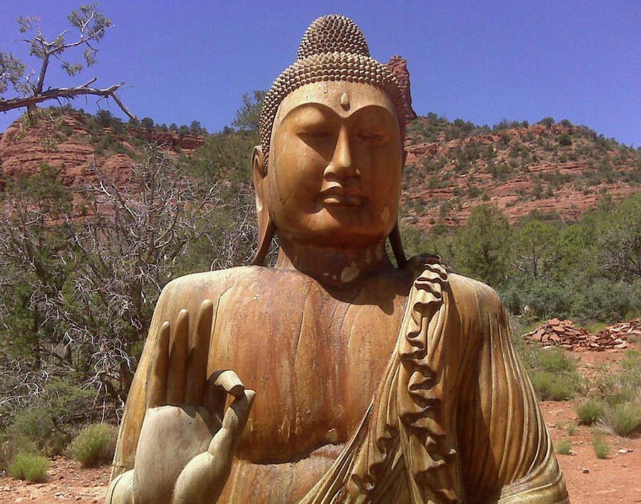Amitabha by Beth  Cornell