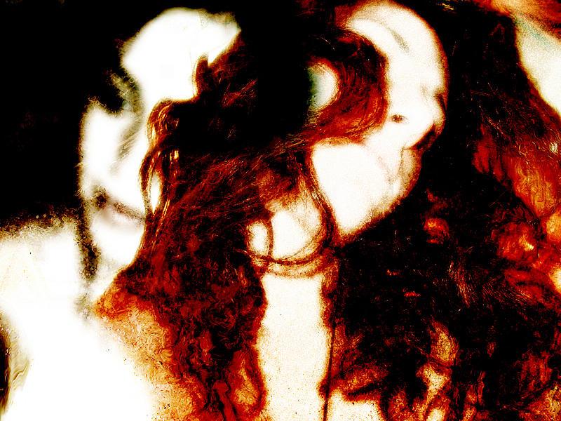Women Digital Art - Amor Sacro E Amor Profano by Horizons