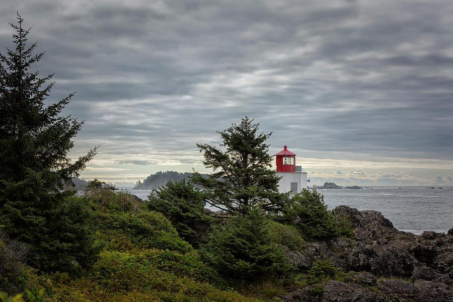Coast Photograph - Amphitrite by Randy Hall
