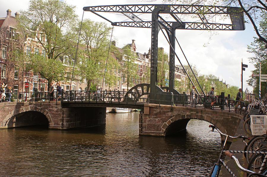 Amsterdam 25 by Steve Breslow
