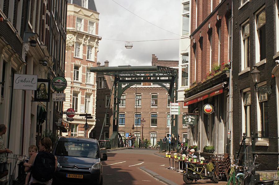 Amsterdam 26 by Steve Breslow