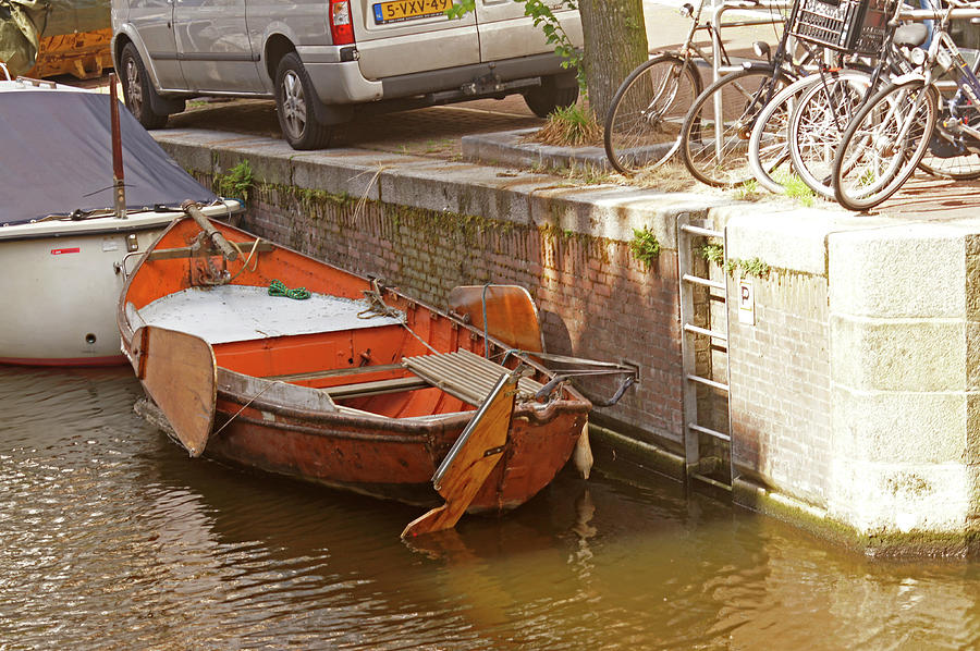 Amsterdam 27 by Steve Breslow
