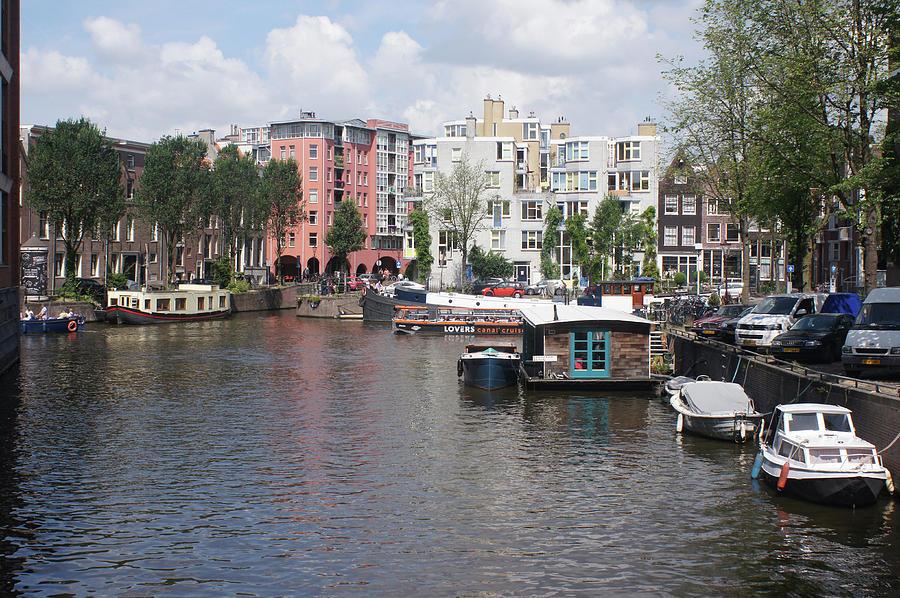 Amsterdam 31 by Steve Breslow