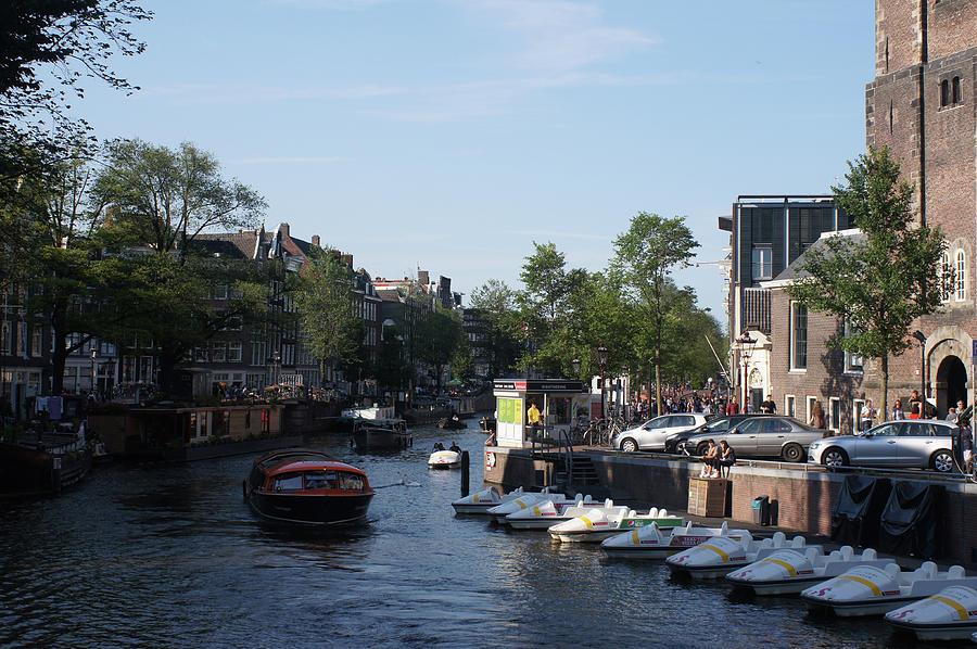 Amsterdam 33 by Steve Breslow