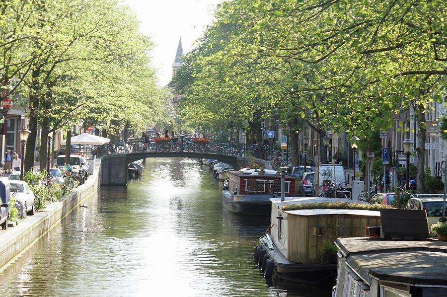 Amsterdam 34 by Steve Breslow