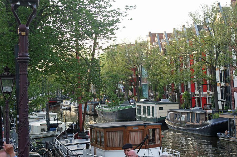 Amsterdam 35 by Steve Breslow