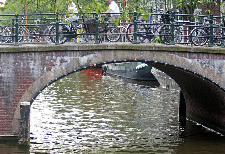 Amsterdam 36 by Steve Breslow