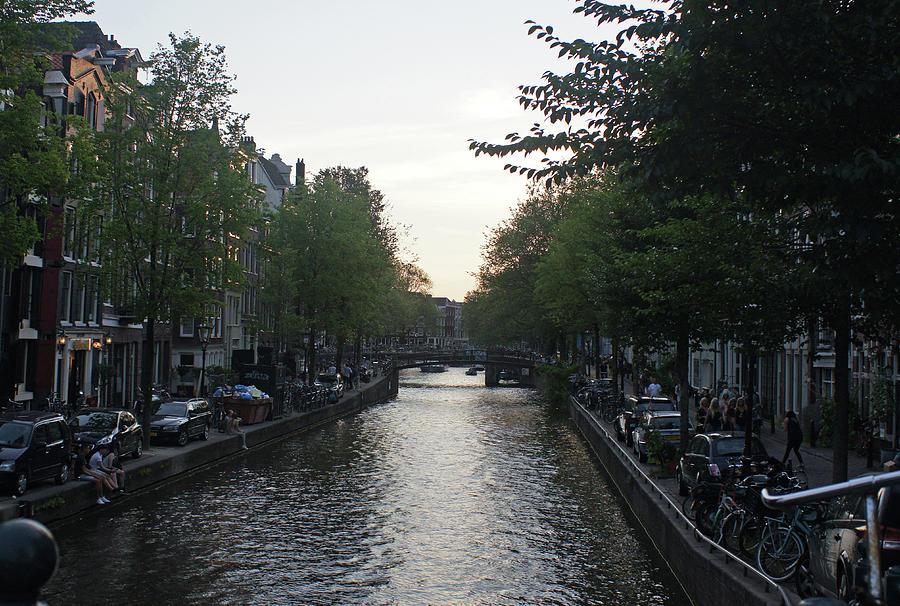 Amsterdam 40 by Steve Breslow