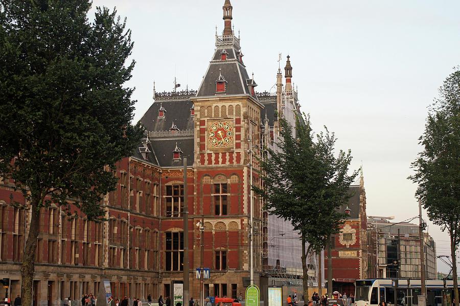 Amsterdam 38 by Steve Breslow