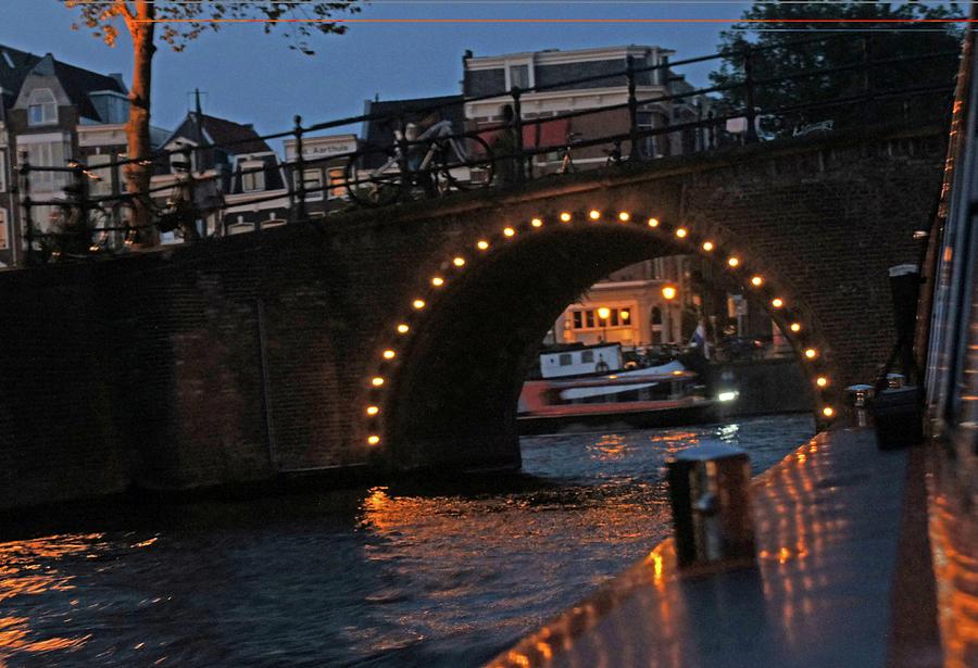 Amsterdam 41 by Steve Breslow