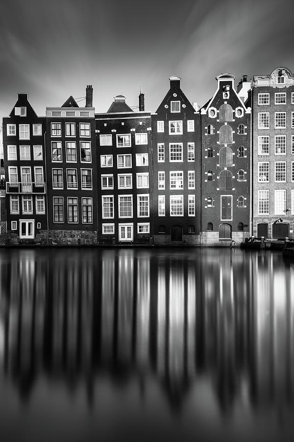 Amsterdam, Damrak II by Ivo Kerssemakers