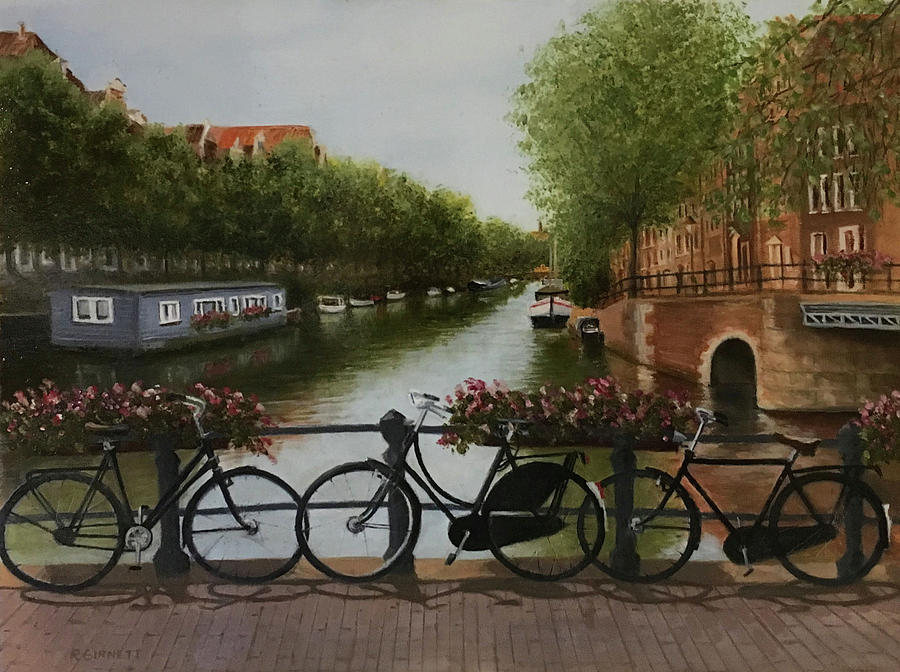 Amsterdam Memories by Richard Ginnett