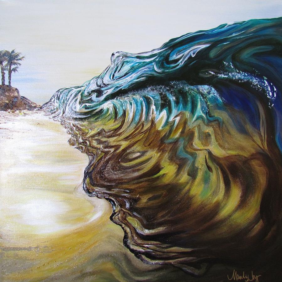 Amy's Wave by Mandy Joy
