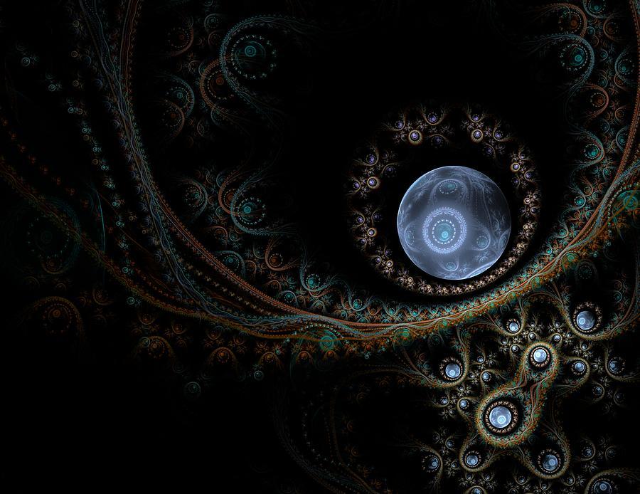 An Abstract Universe by Elena Ivanova IvEA