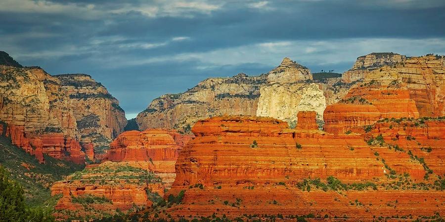 Nature Photograph - An Act of God, Fay Canyon, Arizona by Zayne Diamond Photographic