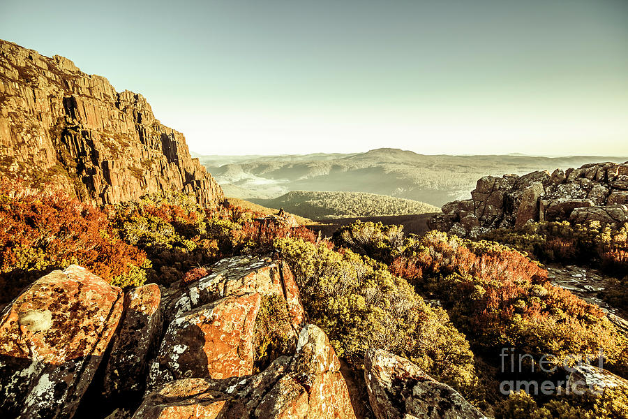 Mountain Photograph - An Alpine Morning by Jorgo Photography - Wall Art Gallery