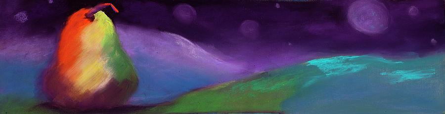Pear Pastel - An Alternative Reality by Diana Tripp