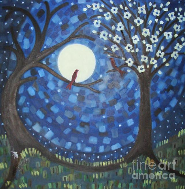 Love Painting - An Ancient Love Poetry by Emrazina Prithwa