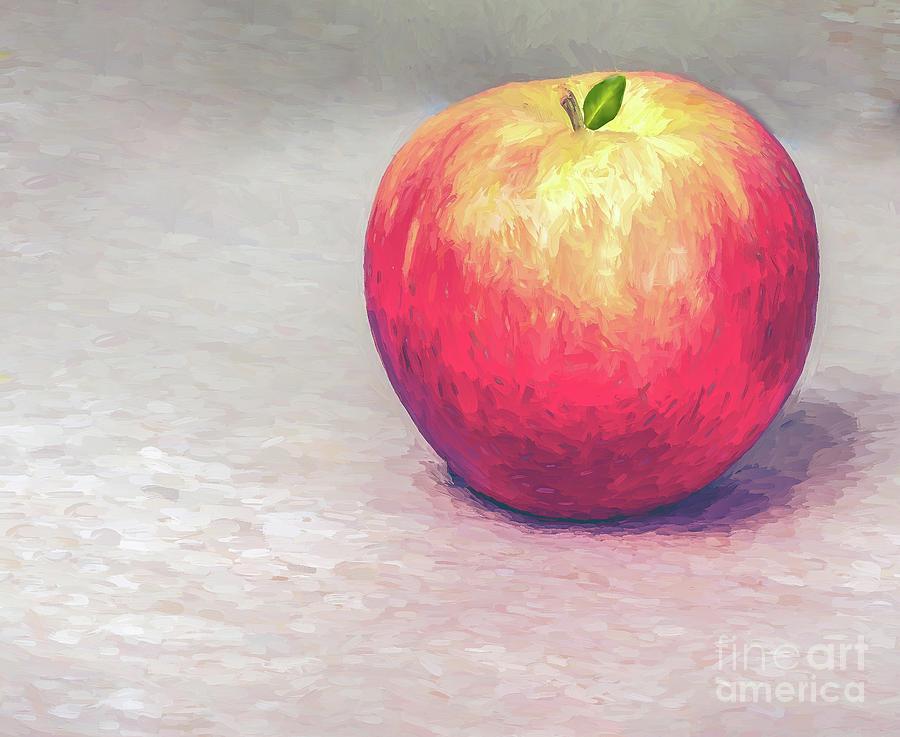 An Apple A Day Photograph
