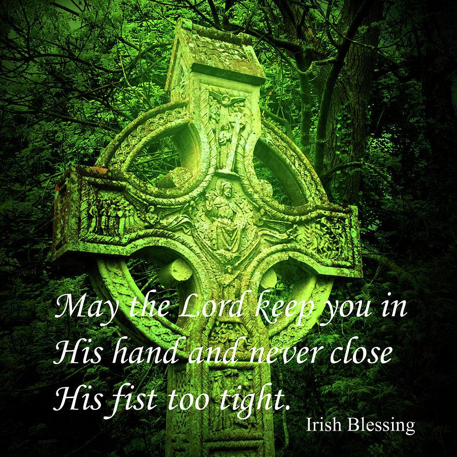 An Irish Blessing by KaFra Art