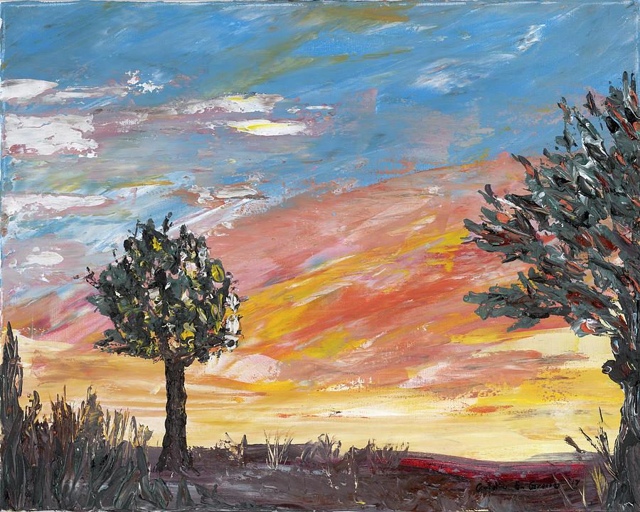 An Ohio Sunset by Ovidiu Ervin Gruia