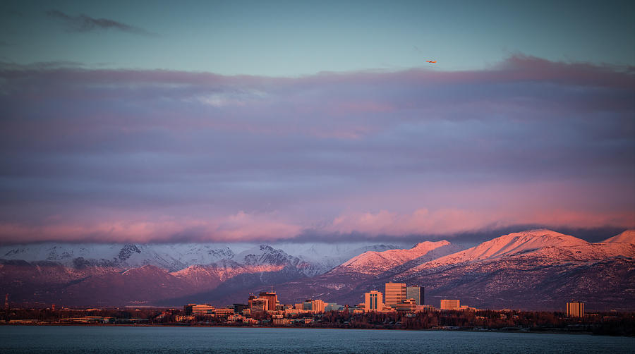 Anchorage Alaska by Chris Multop