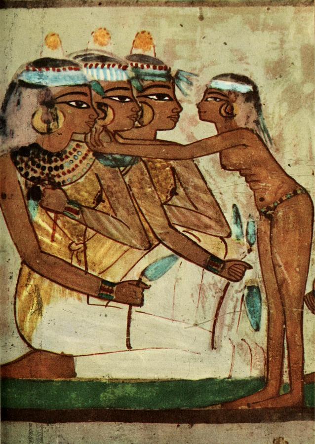 9. Mummification in Ancient Egypt