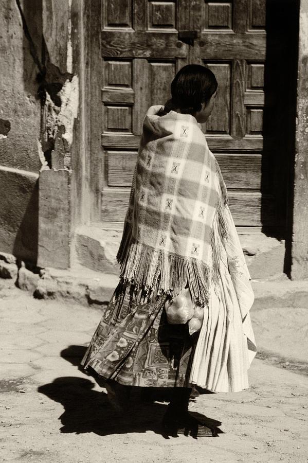 Andean Woman by Amarildo Correa