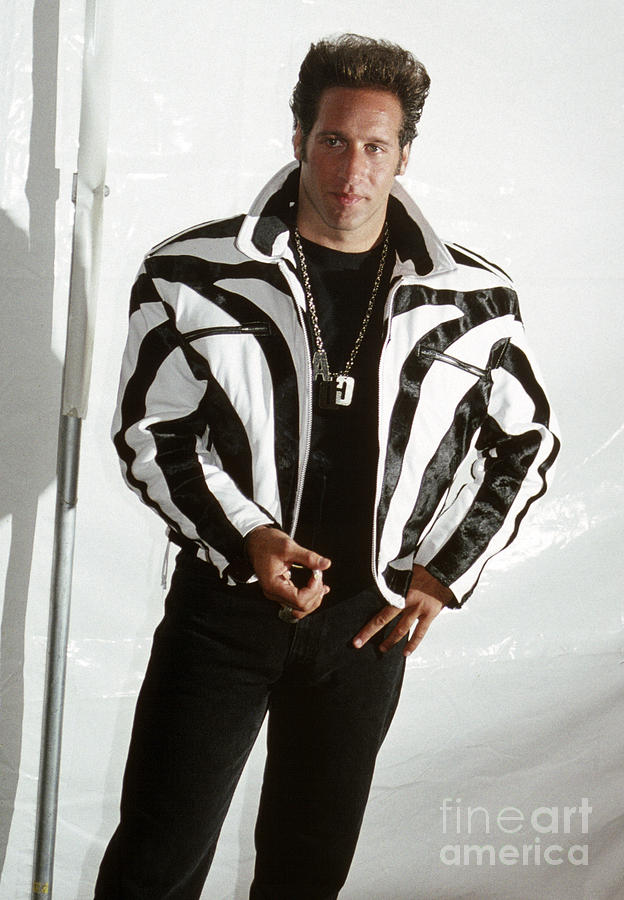 Andrew Dice Clay Photograph - Andrew Dice Clay 1989 by Chris Walter