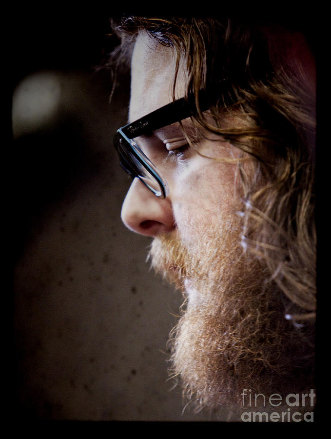 Andy Hull Photograph - Andy Hull Of Manchester Orchestra by Dustin K Ryan